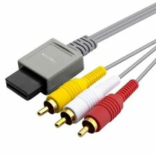 Cables y adaptadores para Nintendo Wii para consolas de videojuegos