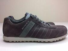 NWOB CAMPER Men's PELOTAS XLITE Casual Shoes Light Grey Leather Size 41C