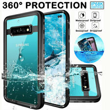 360° Shockproof Armor Waterproof Case Cover for Samsung Galaxy S20 S10 S9 S8Plus