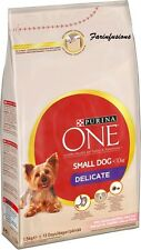 Purina One My Dog Is... Delicate with Salmon & Rice for Small Dogs