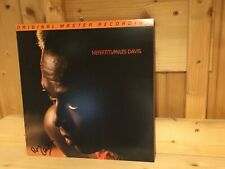 Signed by RON CARTER Miles Davis Nefertiti Audiophile MFSL 2x 180g LP Signiert
