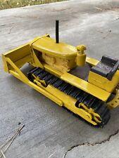 1950 Caterpillar D6 Model Toy