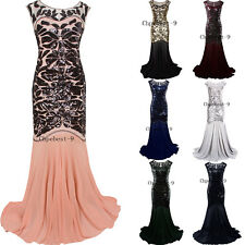 Pink Dresses 1920s Flapper Dress 20's Evening Womens Clothing Wedding Prom Gowns