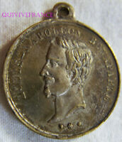 MED9707 - MEDAILLE JETON LOUIS NAPOLEON BONAPARTE PLEBISCITE DE 1851
