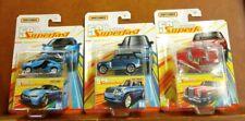 G142 Lot 3 Matchbox 50th Anniversary Superfast Bmw, Range Rover, Mercedes
