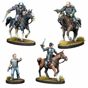 THE WALKING DEAD ,CALL TO ARMS: KINGDOM FACTION PACK - MANTIC