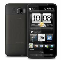 NEW HTC HD2 Leo - Black (Unlocked) GSM 3G WiFi Windows Mobile Touch Smartphone