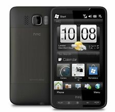 NEW HTC HD2 Leo - Black (Unlocked) GSM 3G WiFi Windows Mobile Touch Smartphone