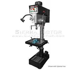 JET® Geared Head EVS Drill Press with Power Downfeed: JDP20EVST-230-PDF, 354245