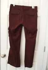 Womens North Face Cargo Pants Size 8 Brown