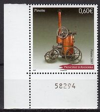 Andorra, French - 2007 Classic cars - Mi. 664 MNH