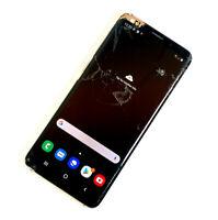 Samsung Galaxy S9 SM-G960F 64GB Sunrise Gold (EE)(Single SIM) POOR CONDITION 490