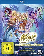 Blu-ray * WINX CLUB - DAS GEHEIMNIS DES OZEANS # NEU OVP §