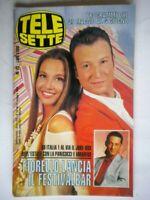 Telesette 22 1994 Amadeus Panicucci Fiorello Colmenares Laport Rossetti Castagna