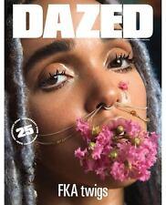 DAZED & CONFUSED Magazine FKA Twigs Ryan McGinley 25th Anniversary NEW