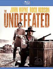 Blu-ray: The Undefeated ( John Wayne, Rock Hudson, 2013) New