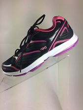 Ryka Devotion Plus 6 M Black Walking Shoes Comfort Rezorb Cushioning