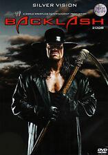 WWE Backlash 2008 DVD DEUTSCH
