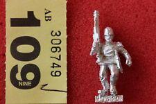 Games Workshop Warhammer 40k Praetorian Trooper Lasgun Metal Figure WH40K OOP D
