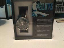 Elvis Presley 75TH ANNIVERSARY  E.P.E. Watch in Gift Box Brand New!