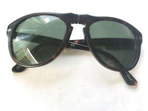 Vintage Persol tortoise shell Brown/ green lens