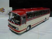 "Minichamps 439035190 # Mercedes-Benz O 302 Bus Baujahr 1965 "" rot-creme "" 1:43"
