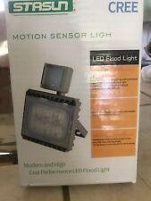 outdoor motion sensor led flood light solar
