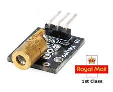650nm 5v Rojo Pcb diodo láser módulo Arduino Raspberry Pi