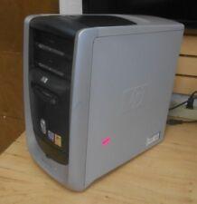 HP Pavilion 750n Desktop Boots To XP
