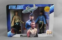 Mego Corp 2018 Star Trek Mirror Spock & Mirror Kirk Action Figures 1095W