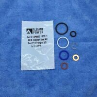 AP0002 G2.8 Injector Seal Kit 03-10 Ford 6.0L/4.5L Powerstroke by Alliant Power