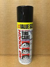 No Touch Tire Care Cleaner and Satin Shine 18 oz Spray NTBP15 FREE PRIORITY SHIP