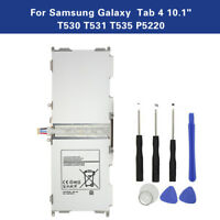 """New Battery EB-BT530FBE For Samsung Galaxy Tab 4 10.1"""" SM-T530 T531 T535 P5220"""