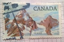 Canada stamps - Glacier in National Park   1 Canadian dollar 1984