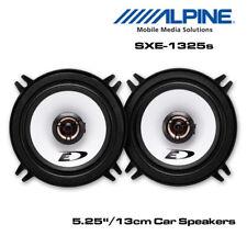 """Alpine SXE-1325S - Altavoces coaxiales de 5.25"""" 13cm 2-Way coche 400W Potencia Total"""
