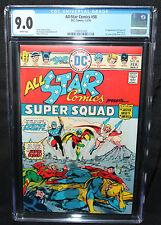 All-Star Comics #58 - 1st Appearance of Power Girl - CGC Grade 9.0 - 1976