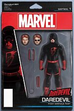 DareDevil # 1 Action Figure Variant Cover NM