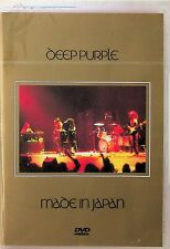 Deep Purple -Made In Japan Documentary Film DVD (NEW) Live 1972/Story Of Album