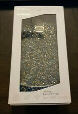Swarovski for Samsung Galaxy S5 Battery Cover Vibrant Blue