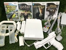 Nintendo Wii Console Bundle ✨FAST SHIPPING✨