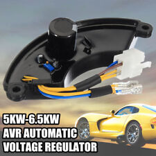 5KW-6.5KW AVR Automatic Voltage Regulator Rectifier For Gasoline Generator Black