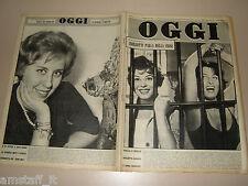 OGGI=1959/6=ANNA MAGNANI=EMILIO PUCCI=ULLA JACOBSSON=RENATO BIROLLI=JEAN LACAZE=