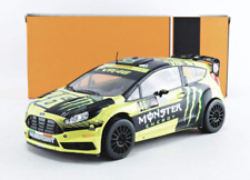 Coche Ford Fiesta RS WRC Monster  - Rally Monza 2015 -  V. Rossi   (ESCALA 1/18)