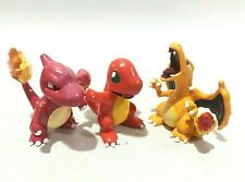 Japan Nintendo TOMY Pokemon Monster Collection Charmander-Charizard Figure Toy