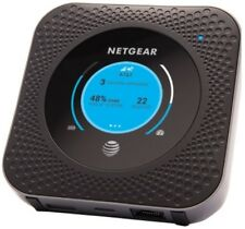 AT&T +  Unlocked Netgear Nighthawk M1 MR1100 Cat16 Hotspot WiFi Router -NO Cover