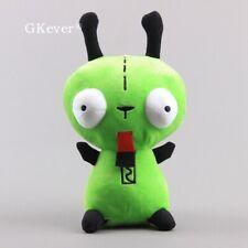 Alien Invader Zim Dog Suit Gir Robot Plush Cute Toy Stuffed Animal 8'' Xmas Gift