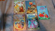 5x Walt Disney World of Books Bundle (6)