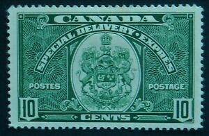 Canada 1939 10c Special delivery SG S9 Mint hinged Cat £24