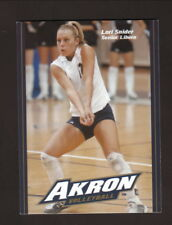 Akron Zips--2004 Volleyball Pocket Schedule
