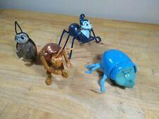 Disney pixar A bug's Life figures play toys windup 4 figures